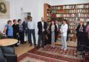 Deschidere Biblioteca de Limbi Străine Elena Văcărescu