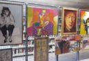 """Vernisajul expoziției """"Stagiunea de artă plastică Temeiuri"""" la Biblioteca Municipală din Coslada, Spania"""