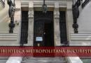 20 de filiale din rețeaua Bibliotecii Metropolitane București își așteaptă cititorii