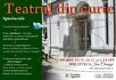 """Ziua Internaţională a Copilului sărbătorită de BMB la """"Teatrul din curte"""""""